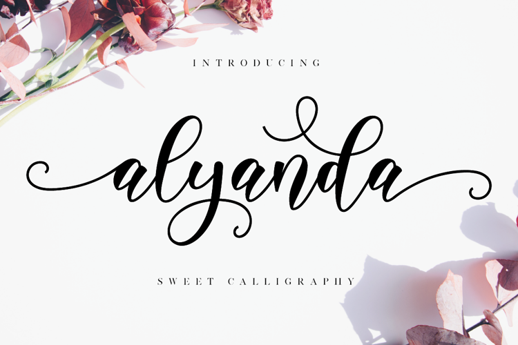 Alyanda Font