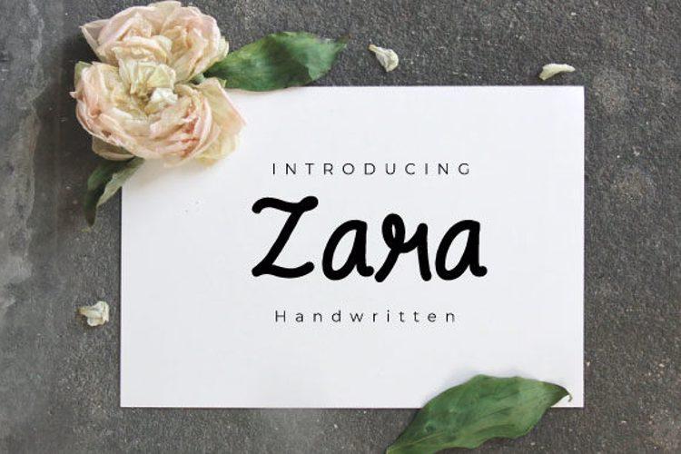 Zara Font
