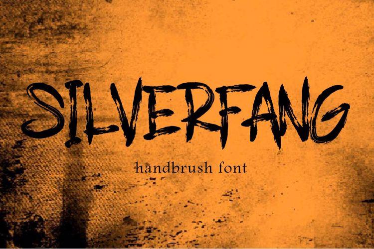 SILVERFANG Font