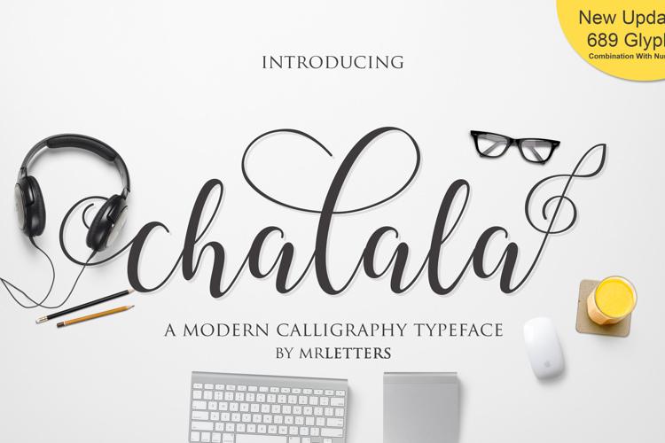 chalala Font