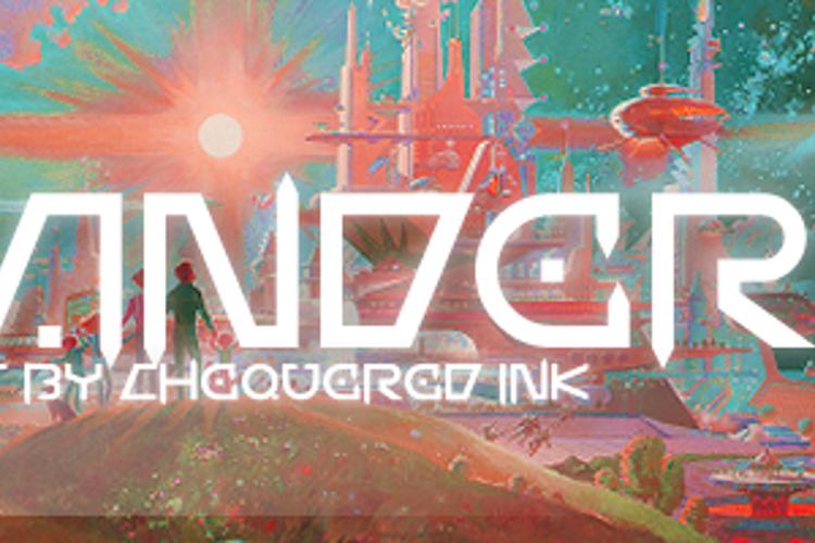 Wander Z Font