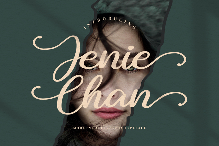 Jenie Chan Font