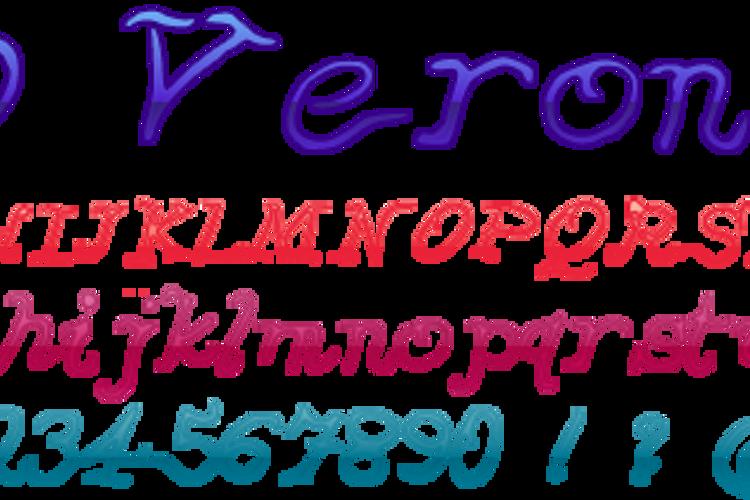 JDVeronica Font