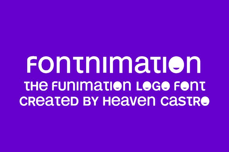 FONTnimation Font