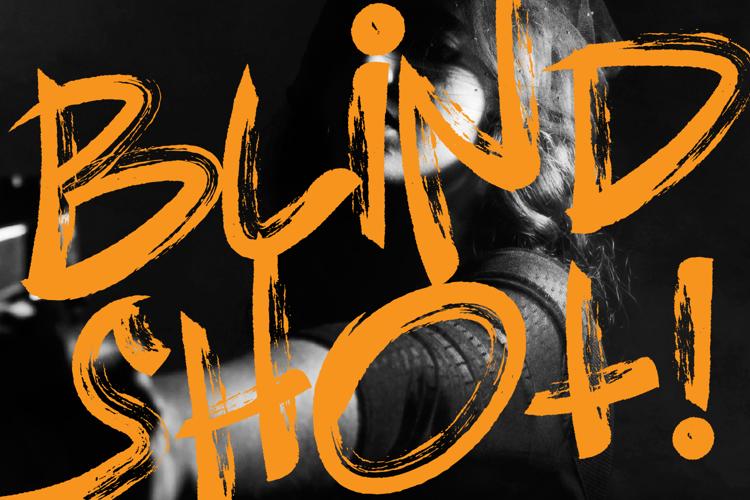 Blindshot Font