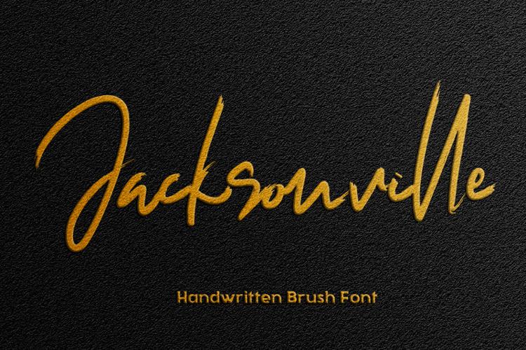 Jacksonville Font