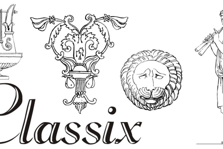 Classix Font