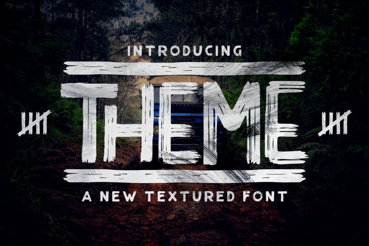 THEME Font