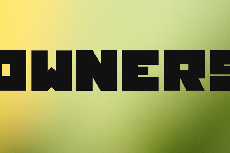 Owners Font