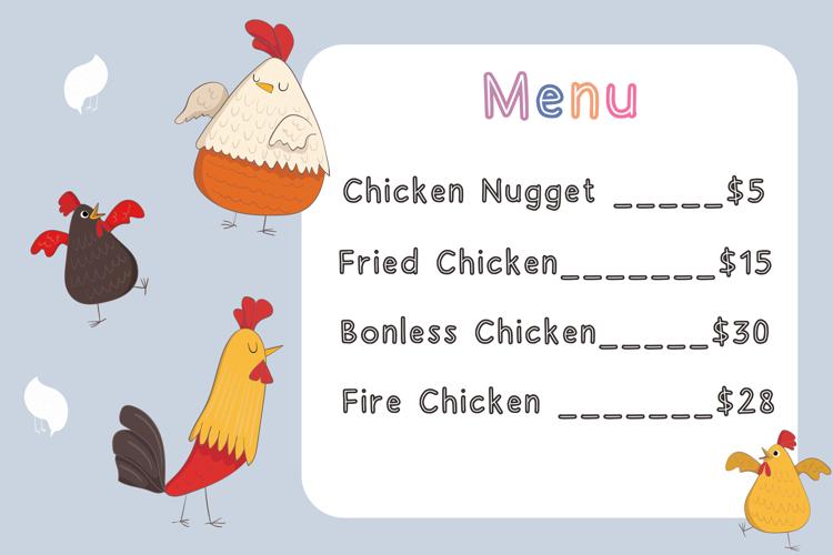 Chicken Bones Font