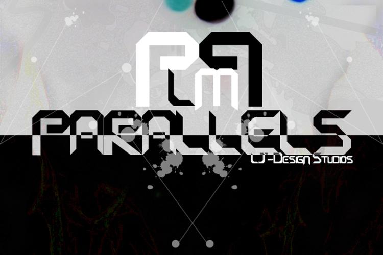 Parallels - LJ-Design Studios Font