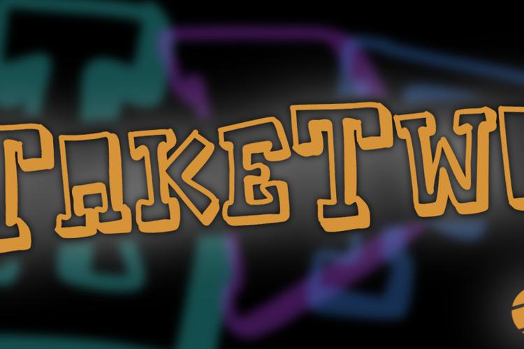 TakeTwo Font