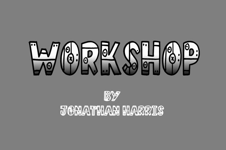 Workshop Font