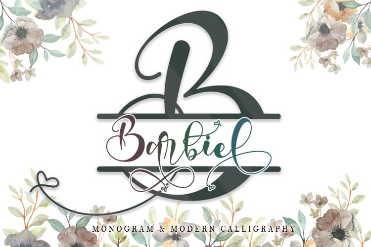 Barbiel Font