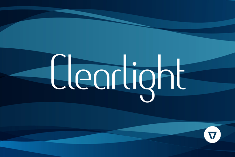 Clearlight Font