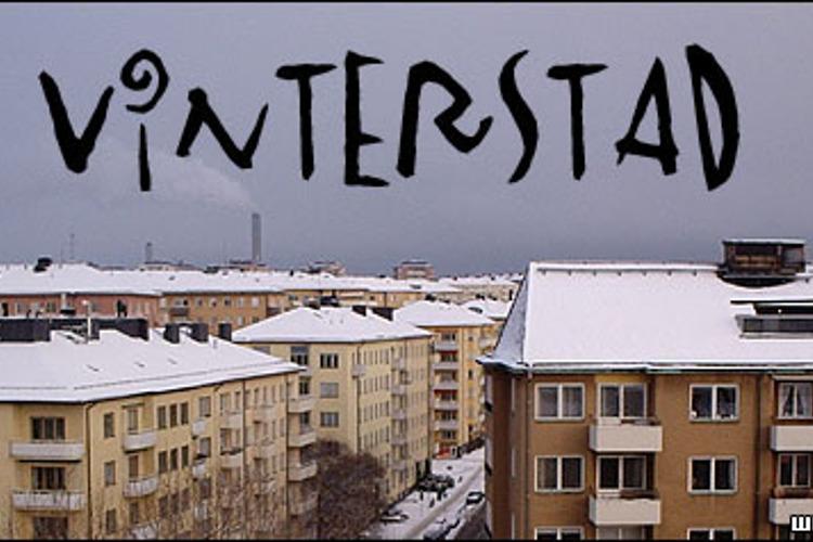 Vinterstad Font