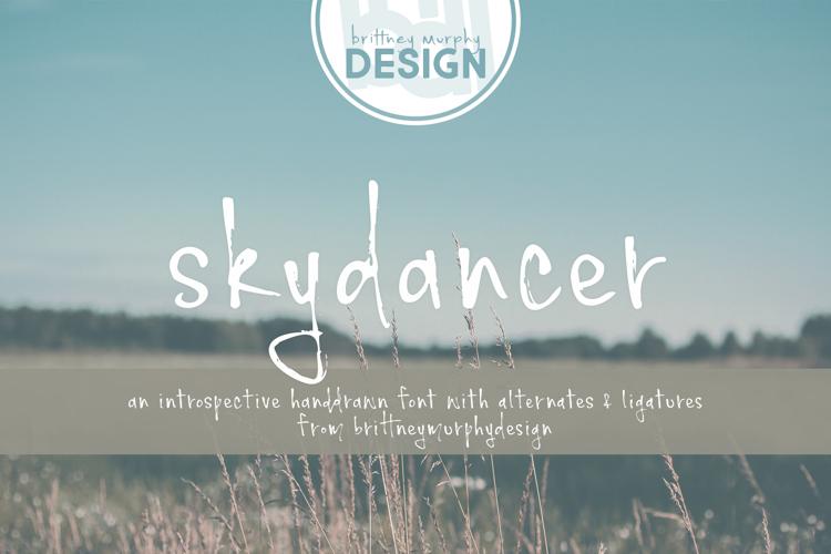 skydancer Font