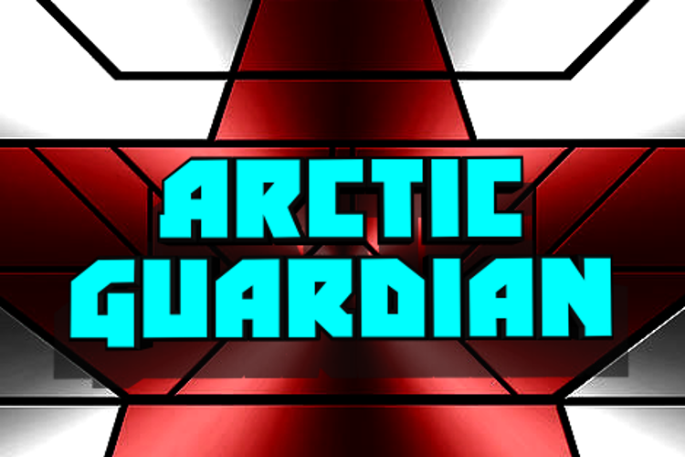 Arctic Guardian Font