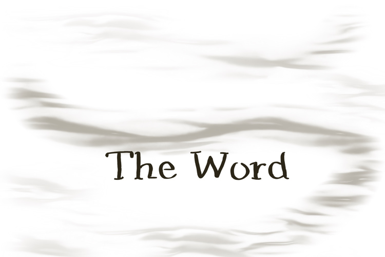 The Word Font