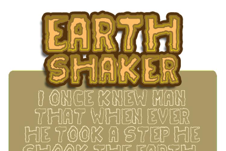 Earthshaker Font