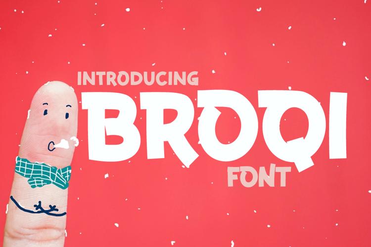 BROQI Font