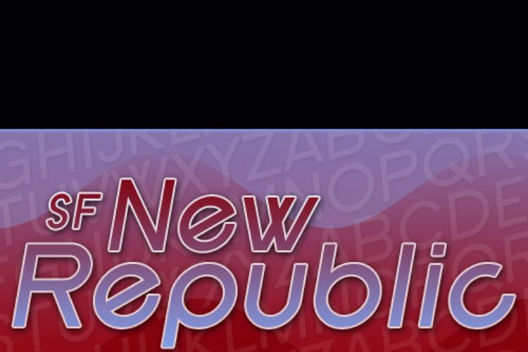 SF New Republic Font