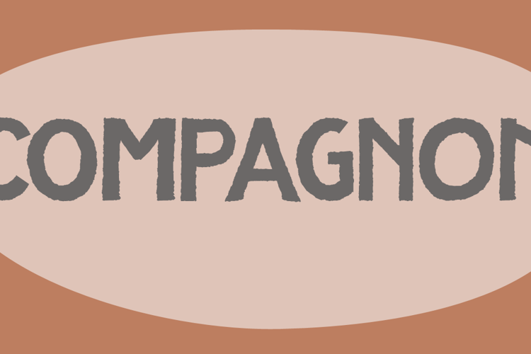 DK Compagnon Font