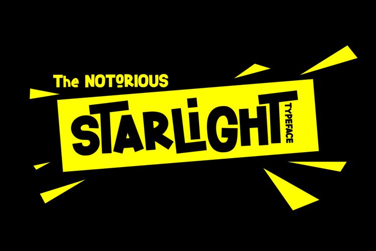 Starlight Font