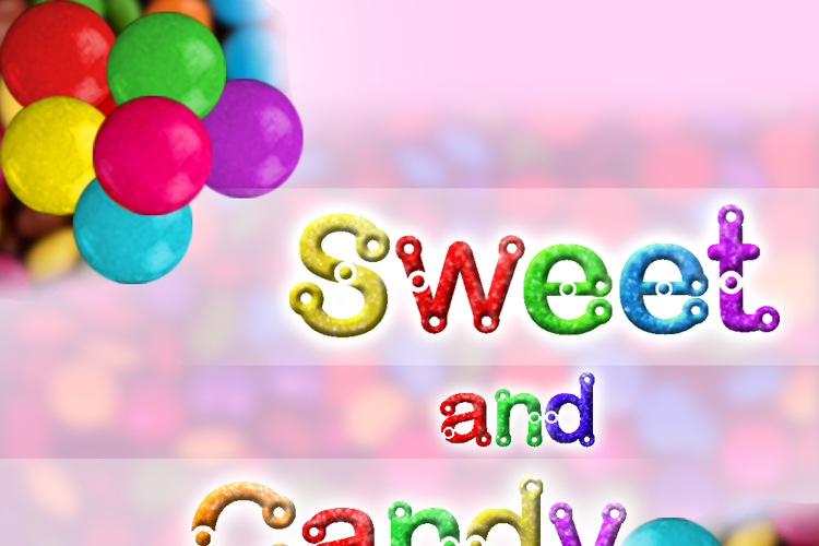Sweet and Candy Font