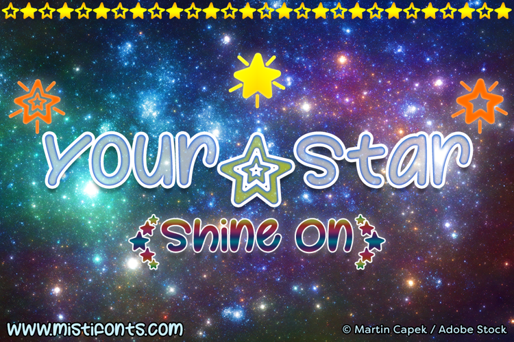 Your Star Font