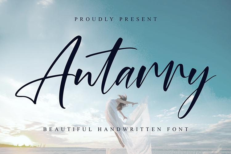 Antarry Font