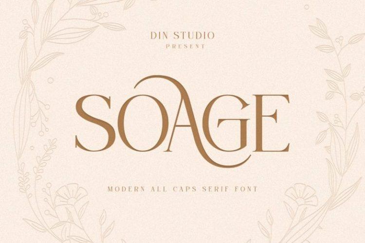 Soage Font