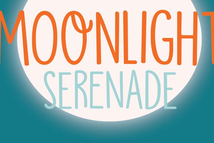 DK Moonlight Serenade Font