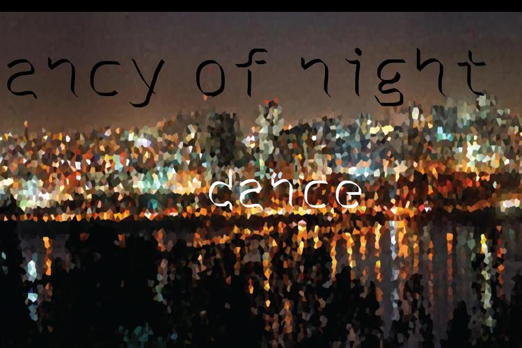 fancy of night Font