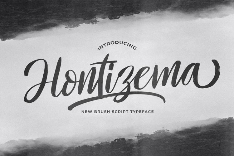 Hontizema Font