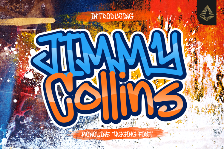 Jimmy Collins Version Font