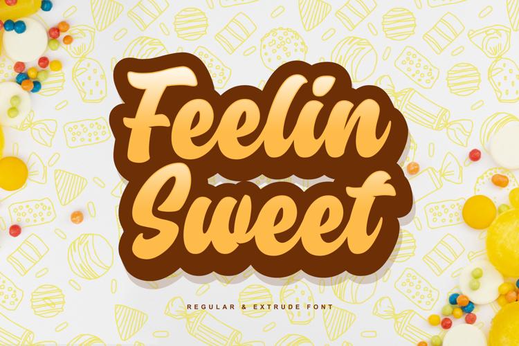 Feelin Sweet Font