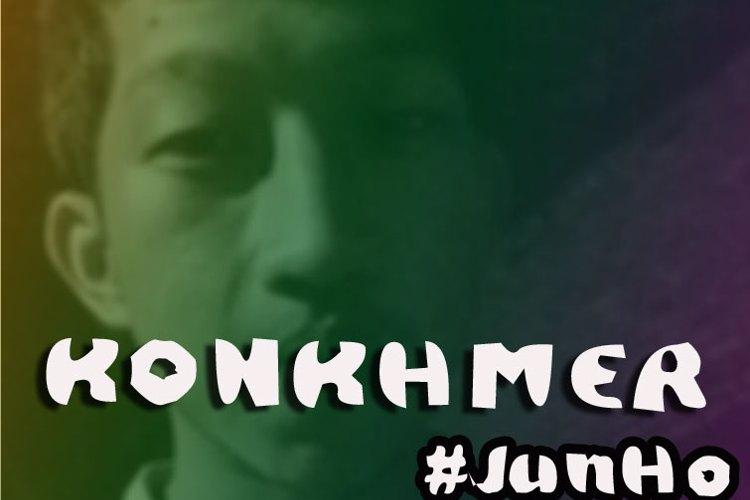 KonKhmer_S-Phanith3 Font