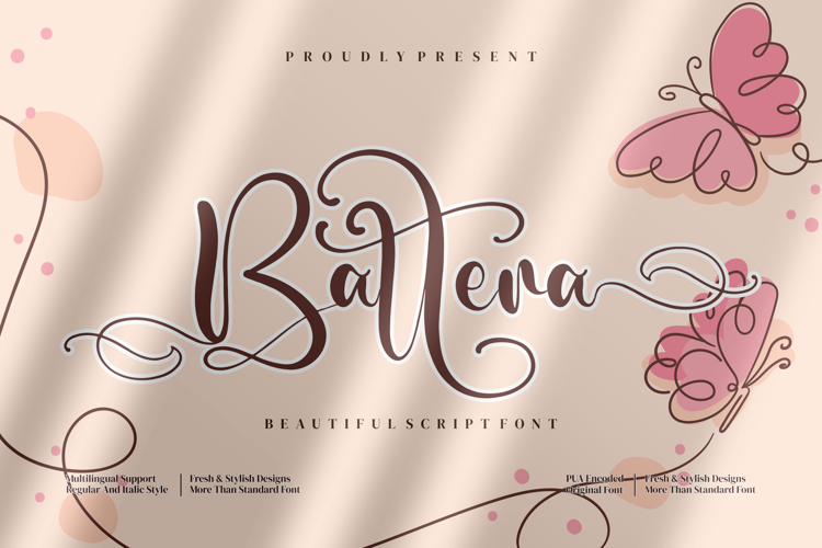 Battera Font