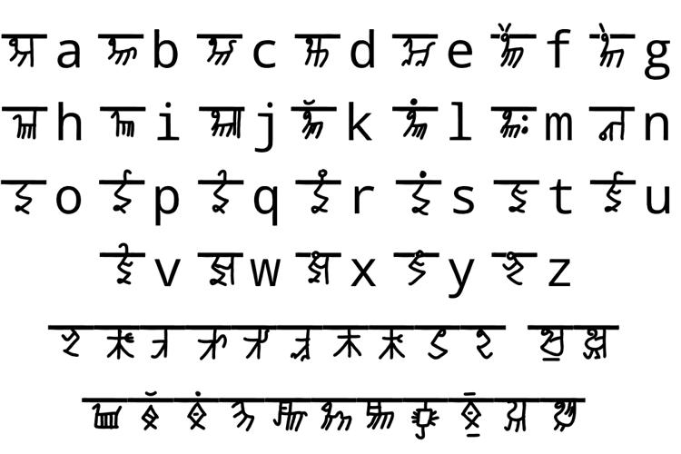 kingdom animalia Font