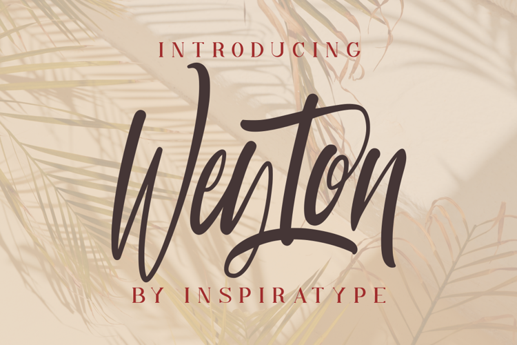 Weyton Font
