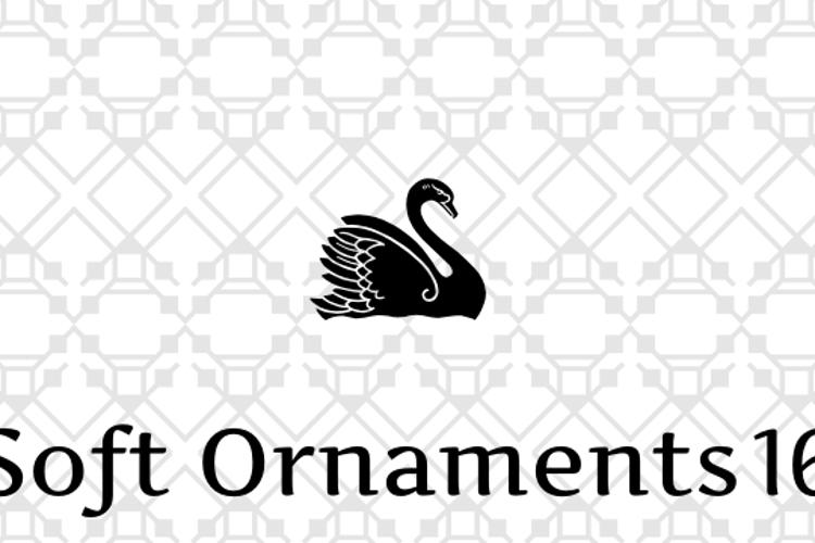 Soft Ornaments Fifteen Font