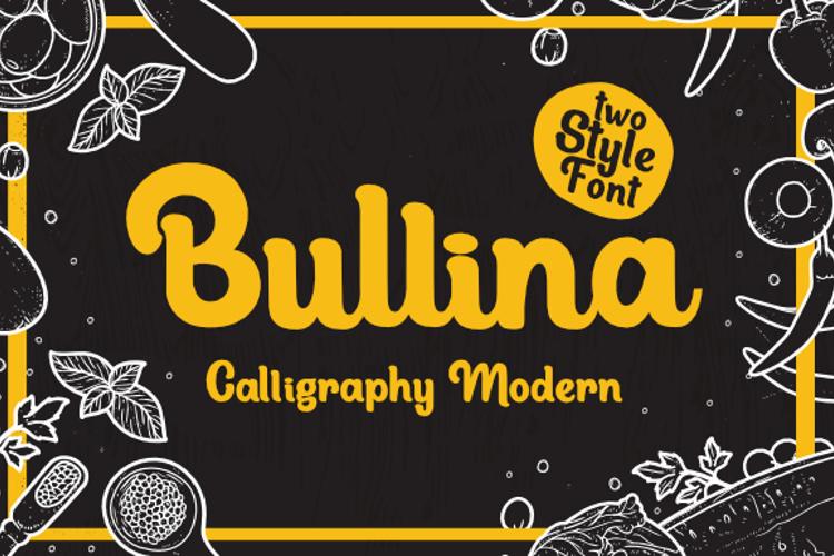 Bullina Font