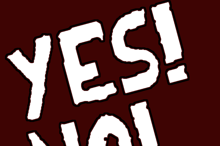 YES! Font