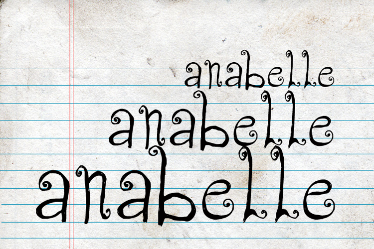 CF Anabelle Font