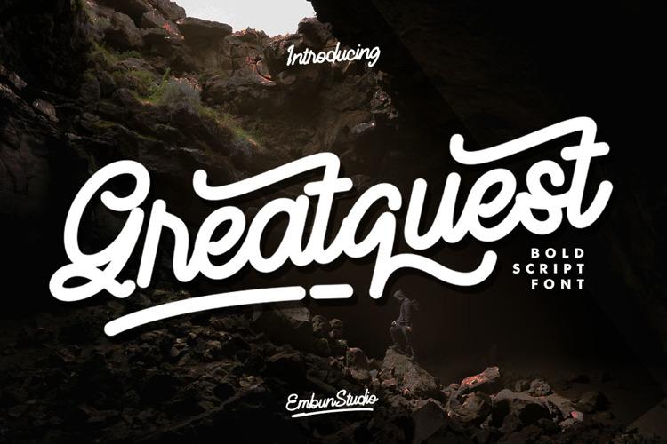 Greatquest Font