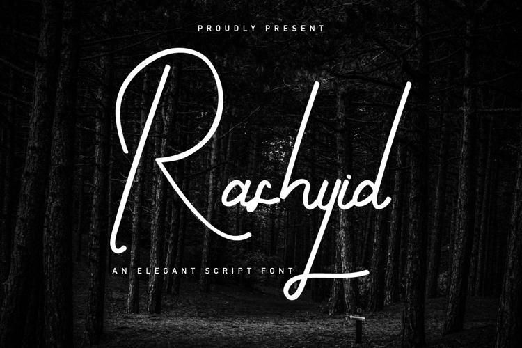 Rashyid Font