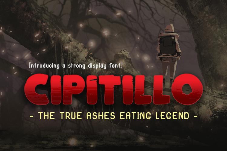 Cipitillo Font