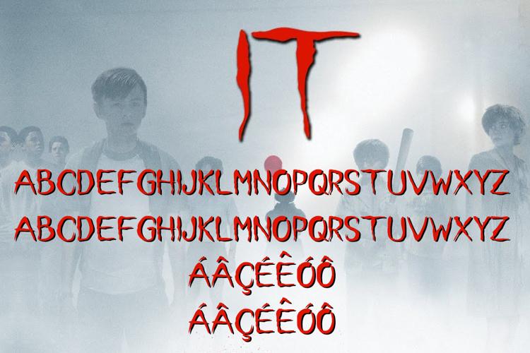 it font