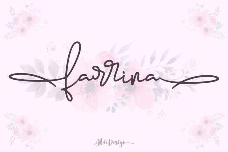 Farrina Font